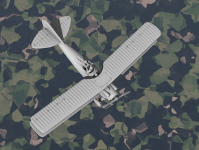 SPAD 16 in White Natural Versatile Plastic: 1:144