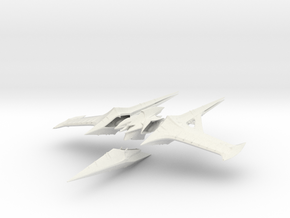 Agonarch Karve Ship Kit in White Strong & Flexible
