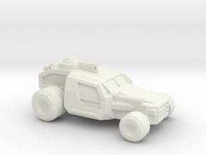 Thunder Road Buggy  in White Natural Versatile Plastic