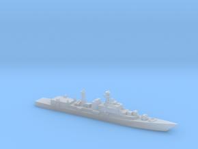 Type 052 Destroyer, 1/2400 in Smooth Fine Detail Plastic