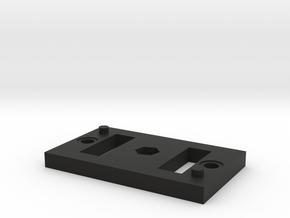 Kodak sp 360 dual camera holder with tripod mount in Black Natural Versatile Plastic