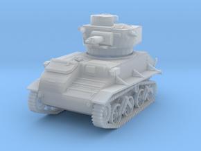 PV01C Mk VIB Light Tank (1/87) in Smooth Fine Detail Plastic