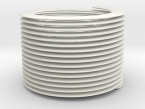 Slinky in White Strong & Flexible