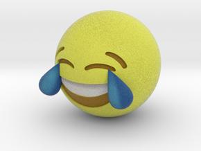 Emoji8 in Full Color Sandstone