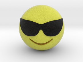 Emoji13 in Full Color Sandstone