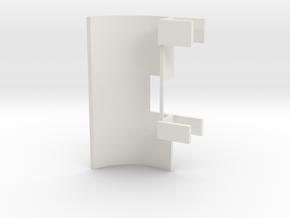 iPhone 6 Sound Redirector in White Natural Versatile Plastic