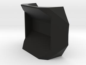 Zenith FastTab VSR in Black Natural Versatile Plastic