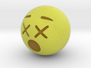 Emoji16 in Full Color Sandstone