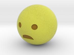 Emoji21 in Full Color Sandstone