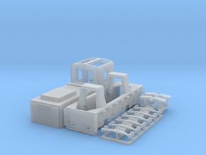 [H0e] IRR-Heidi - Zweisystemlok in Smooth Fine Detail Plastic