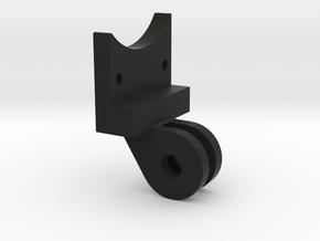 Backbone to gopro mount Adapter in Black Natural Versatile Plastic