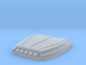 Klima LKW.stl in Smooth Fine Detail Plastic