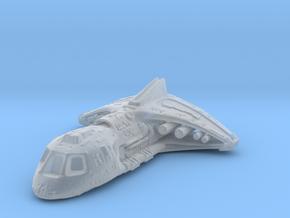 Stargate shuttle in Smooth Fine Detail Plastic