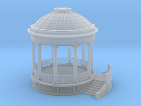 HO Scale (1:87.1) Park Bandstand in Smooth Fine Detail Plastic