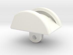 NiteRider Pro Angle / GoPro Mount in White Processed Versatile Plastic