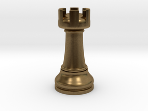 02Rook Small Single in Natural Bronze