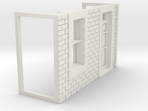 Z-152-lr-stone-house-tp3-rd-sash-rg-1 in White Natural Versatile Plastic