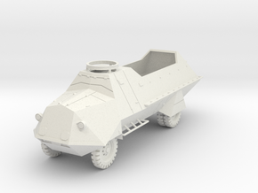 PV116A KP-bil m/42 APC (28mm) in White Strong & Flexible