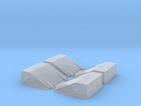 Bohn Ventilator O Scale in Smooth Fine Detail Plastic