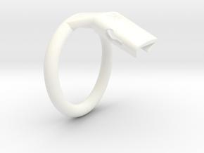 Q4-T165-06 in White Processed Versatile Plastic
