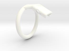 Q4-T180-06 in White Processed Versatile Plastic
