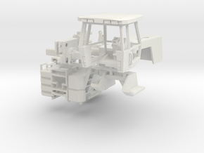 "4W305 Allis Chalmers ""Strong white flexible"" in White Natural Versatile Plastic"