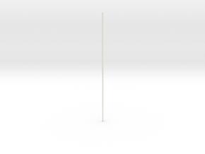 HGA - Tripod in White Natural Versatile Plastic