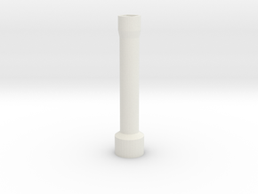 Mercedes Command Controller Shaft in White Natural Versatile Plastic