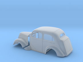 1/64 1949 Anglia Full Body Tilt Front in Smooth Fine Detail Plastic