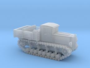 Komintern Tractor 6mm in Smooth Fine Detail Plastic