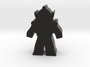 Game Piece, Mutant Lord in Black Natural Versatile Plastic