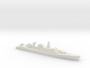 Wielingen-class frigate, 1/3000 in White Natural Versatile Plastic