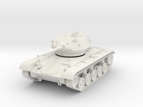 PV118 M24 Chaffee (1/48) in White Strong & Flexible