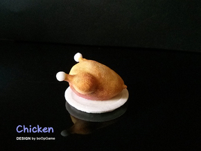 boOpGame Shop - The Chicken in Full Color Sandstone