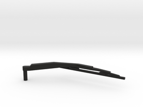Windscreen wiper right hand driven D90 D110 1:10 in Black Natural Versatile Plastic