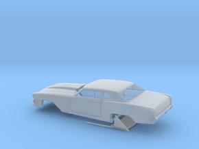 1/43 66 Nova Pro Mod No Scoop in Smooth Fine Detail Plastic
