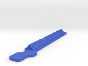 Hour of Code : Action-Remove 200 Points in Blue Processed Versatile Plastic