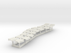 MOF Bench(6)[72-1] in White Natural Versatile Plastic