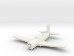 Vultee A-35 'Vengeance' in White Natural Versatile Plastic: 1:200