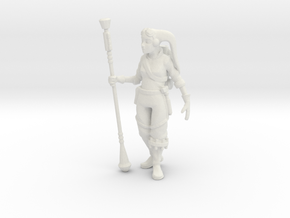 Twilek Engineer in White Natural Versatile Plastic