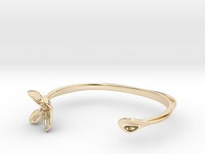 Helix Bracelet in 14K Yellow Gold