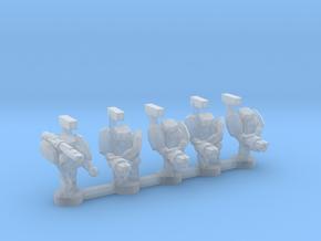 UWN Trooper in Smooth Fine Detail Plastic