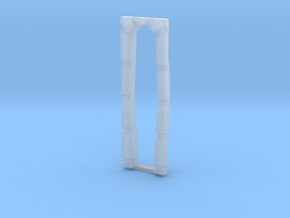 Hold Door in Smooth Fine Detail Plastic