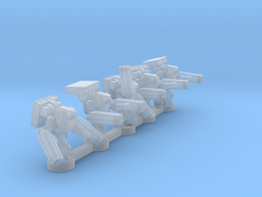 UWN Support Troopers in Smooth Fine Detail Plastic