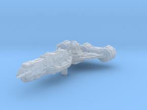 Arm Hyrbrid Corvette Type V in Smooth Fine Detail Plastic