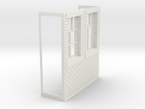 Z-76-lr-stone-warehouse-base-plus-window-1 in White Natural Versatile Plastic