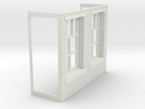 Z-76-lr-warehouse-mid-plus-window-1 in White Natural Versatile Plastic
