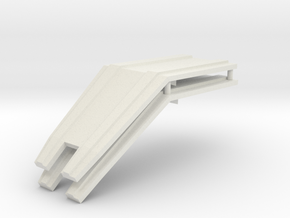 Cabal Goliath Skids (Large) in White Natural Versatile Plastic