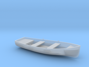 1/48 12ft Wherry (Wood) in Smooth Fine Detail Plastic