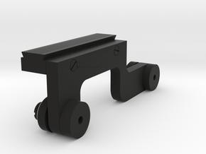 ROTJ Scope Mount (Standard M4 Version) in Black Strong & Flexible